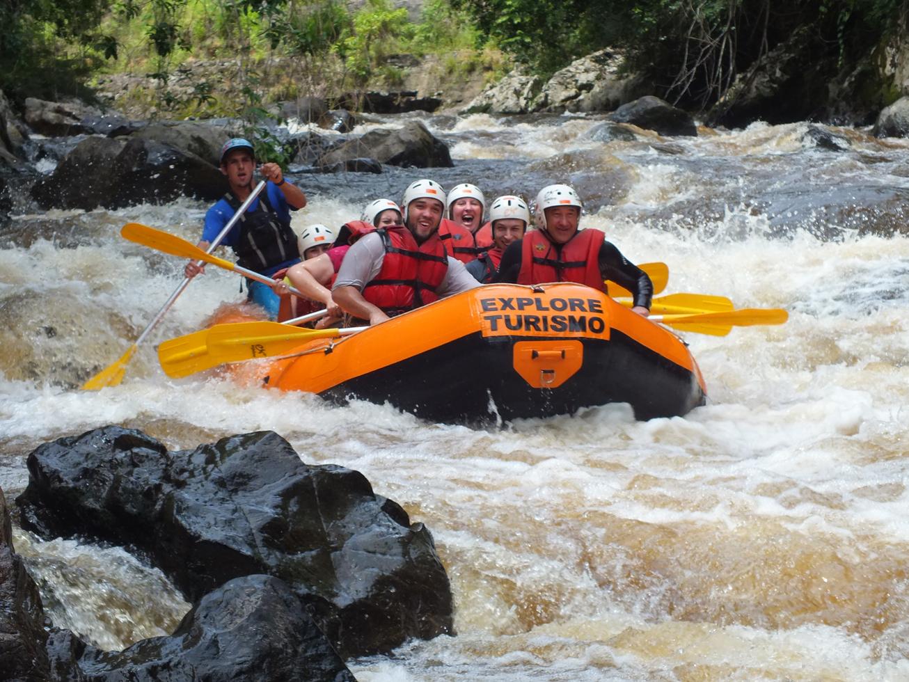 Imagem para a galeria do site da Explore Turismo de Aventura.